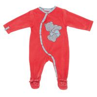Pyjama bébé velours peps boy rouge