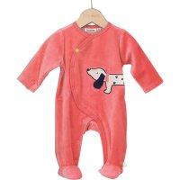 Pyjama velours amy et zoé