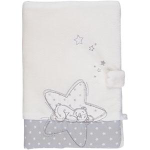Protège carnet de santé poudre d'étoiles