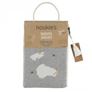Noukies Pochette jacquard timeless