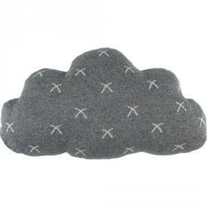 Noukies Coussin déco nuage timeless