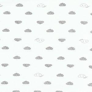 Noukies Couverture veloudoux 75 x 100 cm timeless