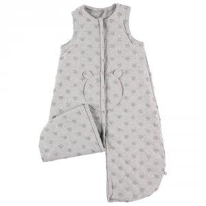 Noukies Gigoteuse 70 cm jersey gris clair