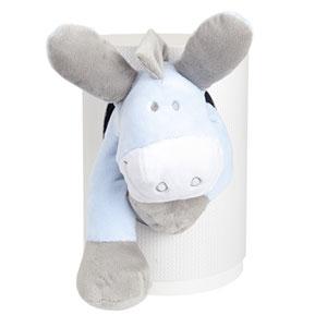 Noukies Coffret cadeau peluche bébé à tresors paco