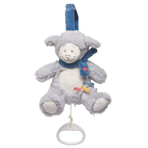 Peluche mini musical guss