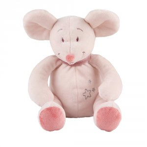 Peluche bébé mia medium