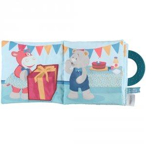 Noukies Livre bébé d'éveil anniversaire