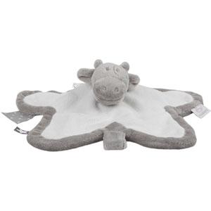 Doudou tidou lola poudre d'etoile gris/blanc