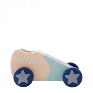 Noukies Jouet d'éveil bébé voiture à friction pacmobile super-héros