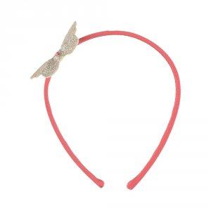 Accessoire pour cheveux serre tête papillon boudoir