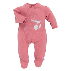 Noukies Pyjama dors bien jersey macaron cocon girl