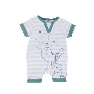 Pyjama combi manches courtes smart boy