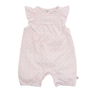Pyjama combi manches courtes smart girl