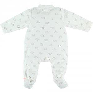 Noukies Pyjama velours timeless