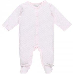 Noukies Pyjama dors bien jersey cocon rose