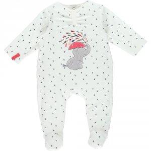 Pyjama dors bien velours bord de mer girl