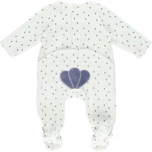 Noukies Pyjama dors bien velours bord de mer girl