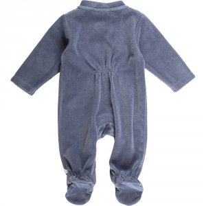Noukies Pyjama dors bien velours bord de mer girl océan
