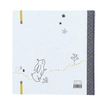 Mon album de bébé timeless Noukies
