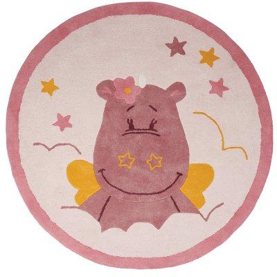 Tapis de chambre bébé en coton mia et victoria Noukies