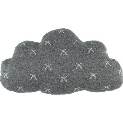 Coussin déco nuage bio timeless Noukies