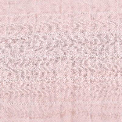 Lot de 2 draps housse 60x120cm mousseline bio primrose moris et sacha Noukies