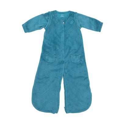 Gigoteuse groloudoux 90 cm turquoise Noukies
