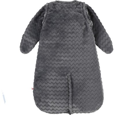 Gigoteuse groloudoux 70 cm gris foncé Noukies