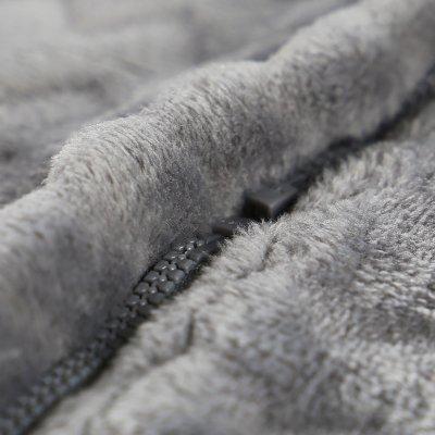 Gigoteuse groloudoux 90 cm gris foncé Noukies