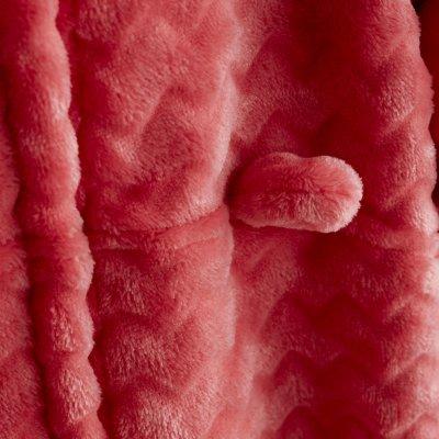 Gigoteuse groloudoux 90 cm rose moyen Noukies