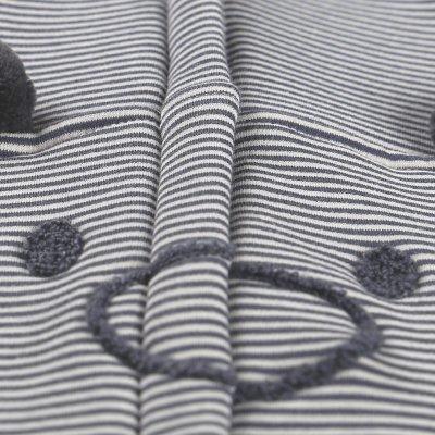Gigoteuse sweatoloudoux 70 cm Noukies
