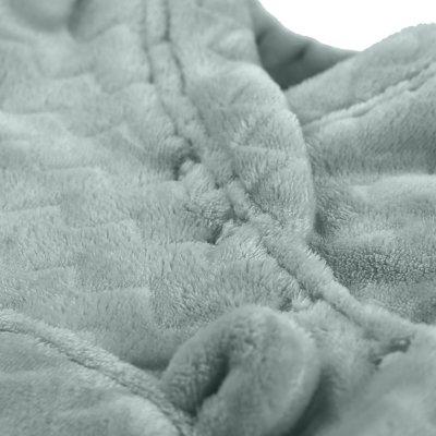 Gigoteuse groloudoux 70 cm aqua Noukies