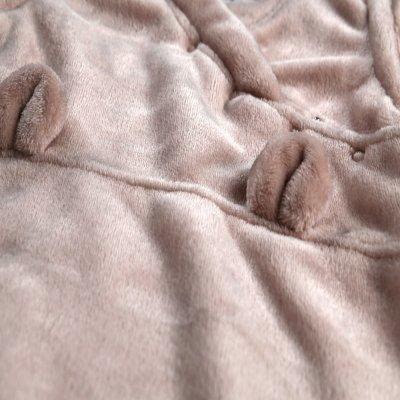 Gigoteuse 70 cm rose clair groloudoux Noukies