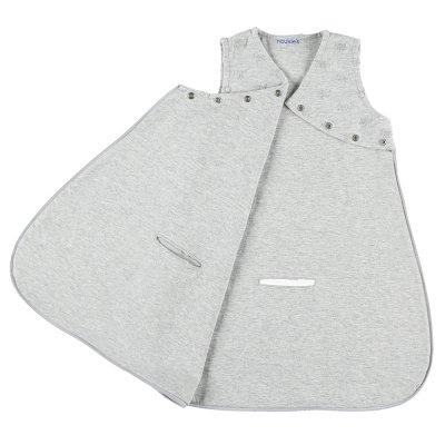 Gigoteuse jersey bio 50 cm gris Noukies