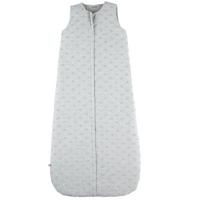 Gigoteuse jersey bio 90-110 cm gris Noukies