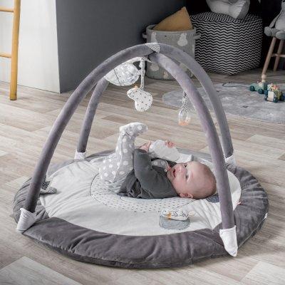 Tapis d'éveil bébé timeless Noukies