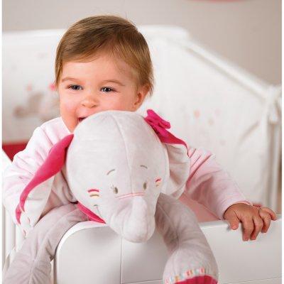 Peluche bébé anna medium Noukies