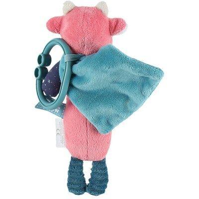 Jouet d'éveil bébé pouet lola super-héros Noukies