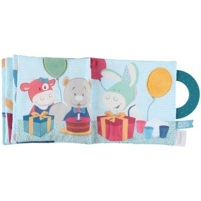 Livre bébé d'éveil anniversaire Noukies