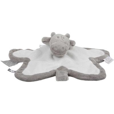 Doudou tidou lola poudre d'étoile gris / blanc Noukies