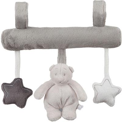Jouet de voyage bébé boulier poudre d'étoiles Noukies