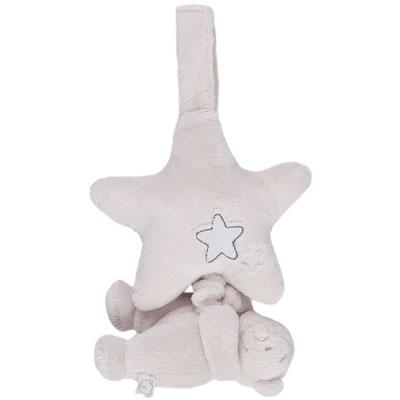 Peluche bébé mini musical nouky poudre d'étoiles Noukies