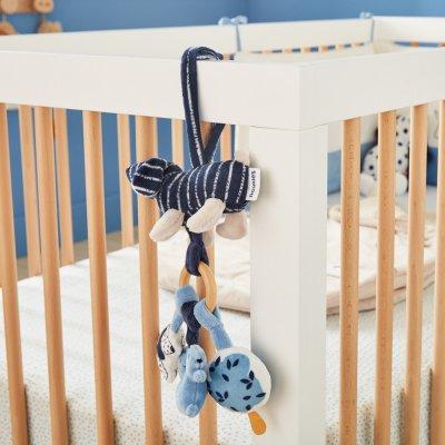 Jouet d'éveil bébé trousseau d'activités aston et jack Noukies