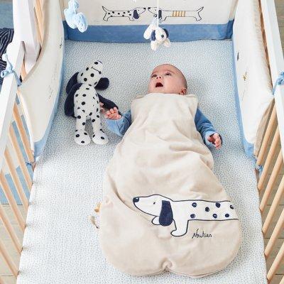 Peluche bébé aston small Noukies