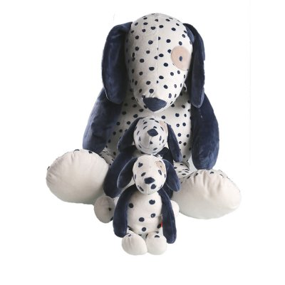 Peluche bébé medium aston Noukies