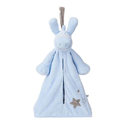Range pyjama poudre d'étoiles bleu Noukies