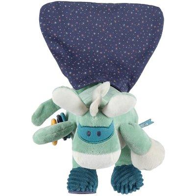Jouet d'éveil bébé paco activités super-héros Noukies