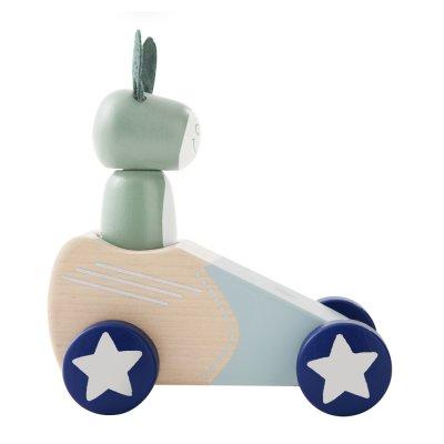 Jouet d'éveil bébé voiture à friction pacmobile super-héros Noukies