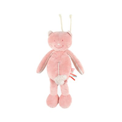 Peluche musical imagine minouchka Noukies