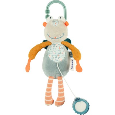 Peluche mini musical lauren Noukies